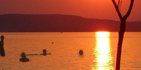 Het Balatonmeer: een paradijs voor kampeerders