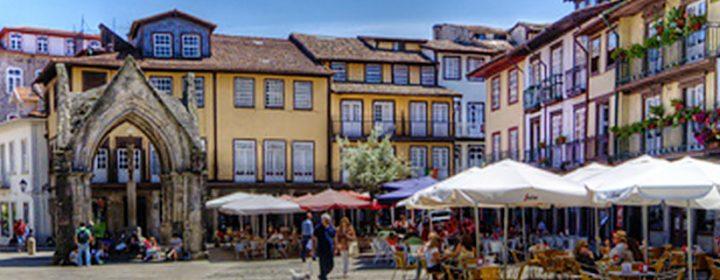 Culturele hoofdstad en werelderfgoed: Guimarães
