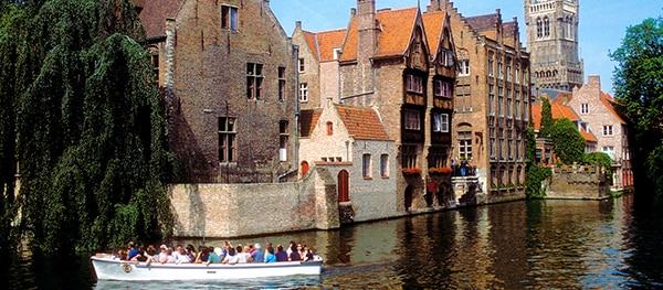 Binnenstad van Brugge