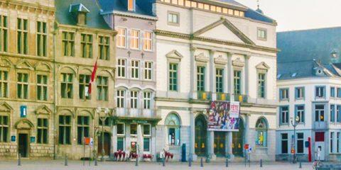 Culturele Hoofdstad: Mons in België