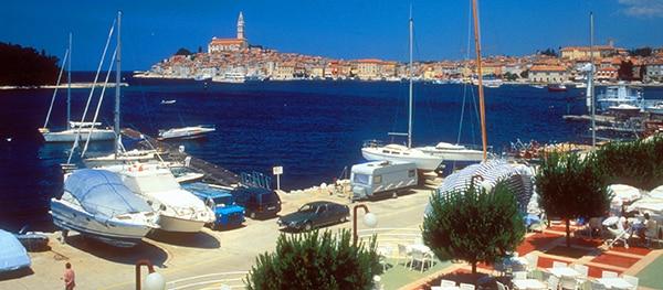 Kroatie Rovinj