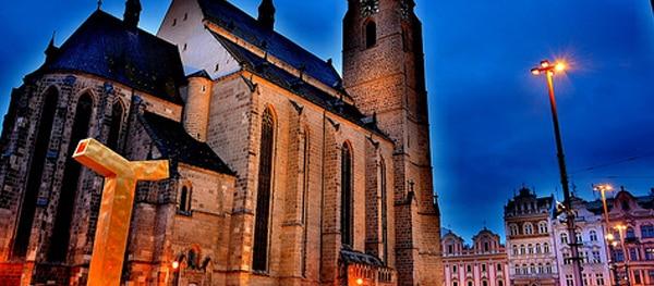 St. Barthomeüskathedraal Pilzen