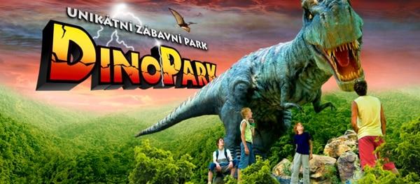 DinoPark attractiepark Tsjechië