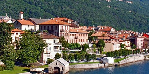 Lago Maggiore: kamperen in een schilderij
