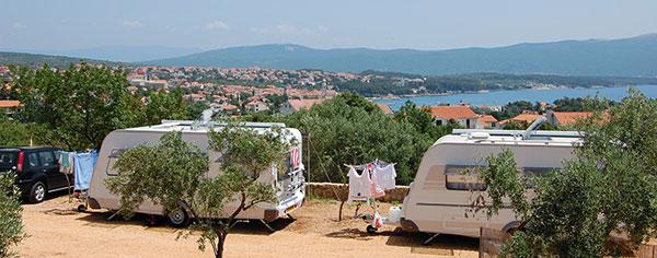 Camping Krk Kroatië