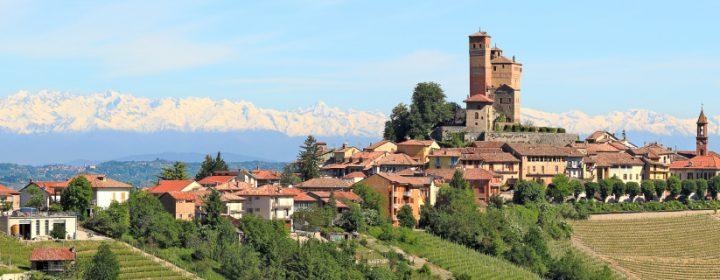Piemonte, meer dan Lago Maggiore en Turijn