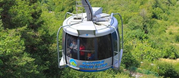 Monte Baldo kabelbaan