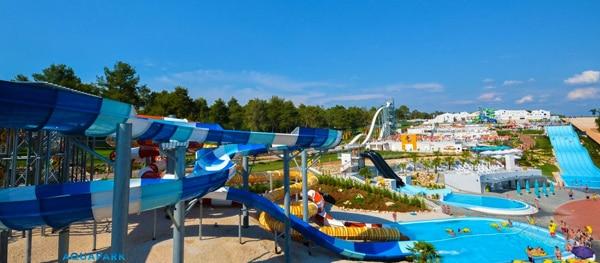 Aquapark Istralandia Kroatië
