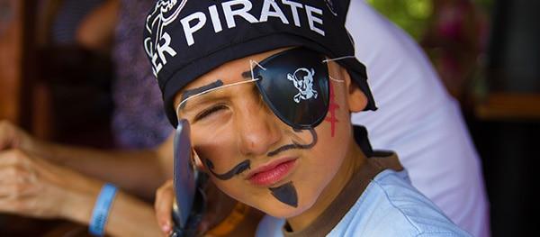 Piratentochten op de Cetina bij Omiš