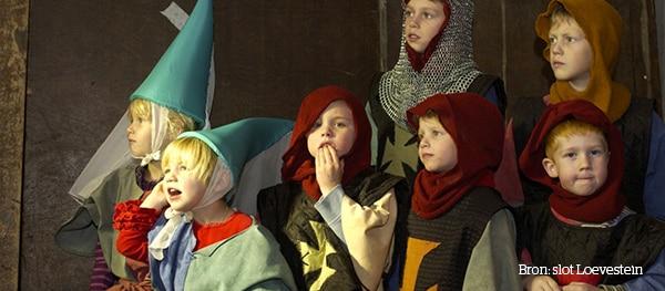 Slot Loevestein Kindermusea