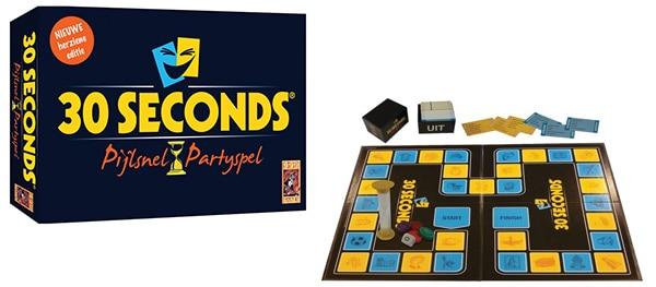 30 Seconds spel