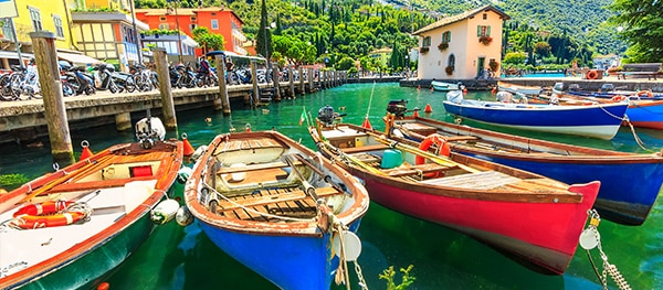 Italien - Lago di Garda Torbole