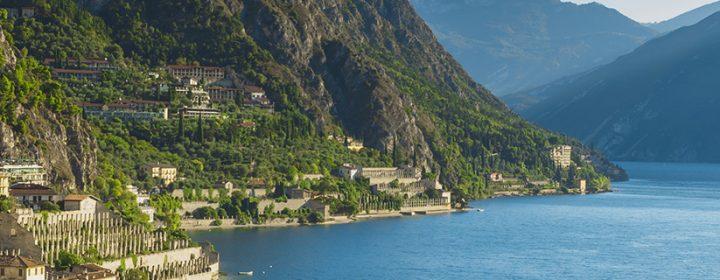 De drie mooiste meren van Italië