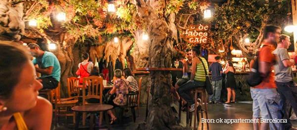 Bosc de les Fades Barcelona