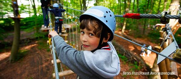 Fun Forest Avonturenpark Duitsland