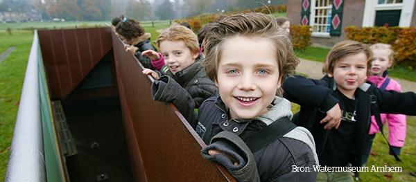 Watermuseum Arnhem - Musea voor kinderen