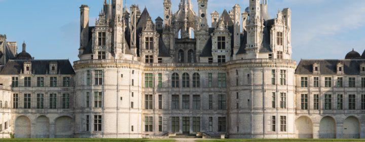Kastelen in de Loire