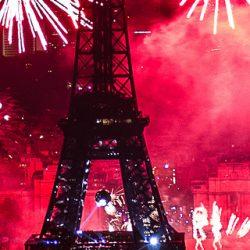 Vuurwerk Frankrijk