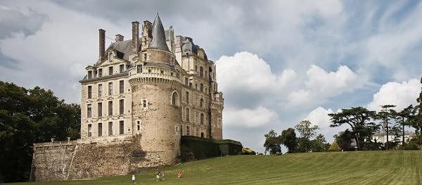 Schloss Brissac-Quincé an der Loire