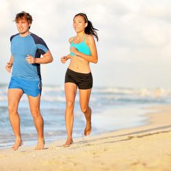 Hardlopen en kamperen is een sportieve combinatie
