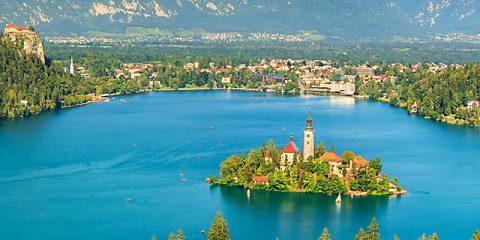 Kamperen in Slovenië met kinderen