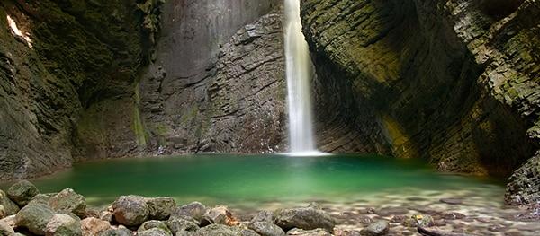 Grotten Slovenië