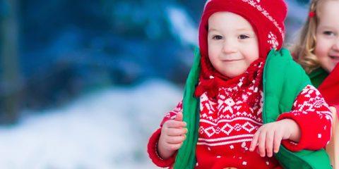 Wintersporten met kinderen