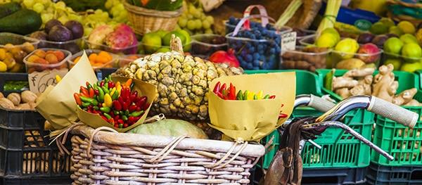 Desenzano del Garda market