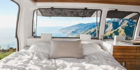 Soorten bedden in een camper