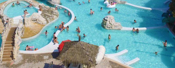 Campings met een zwemparadijs