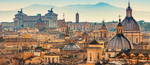 Capitals: Rome