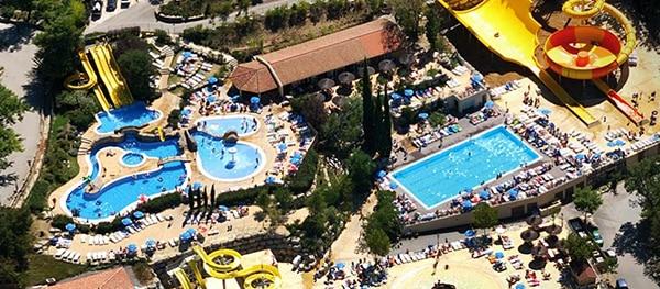 Aquapark Camping Domaine le Pommier Frankrijk