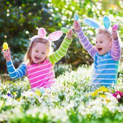 Kamperen met Pasen, Hemelvaart en Pinksteren
