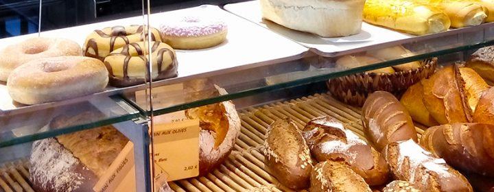 Blogger Aimee: Bij de bakker gebeurt het