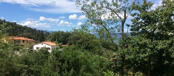 Uitzicht vanuit de SunLodge