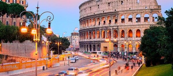De steden van Italië