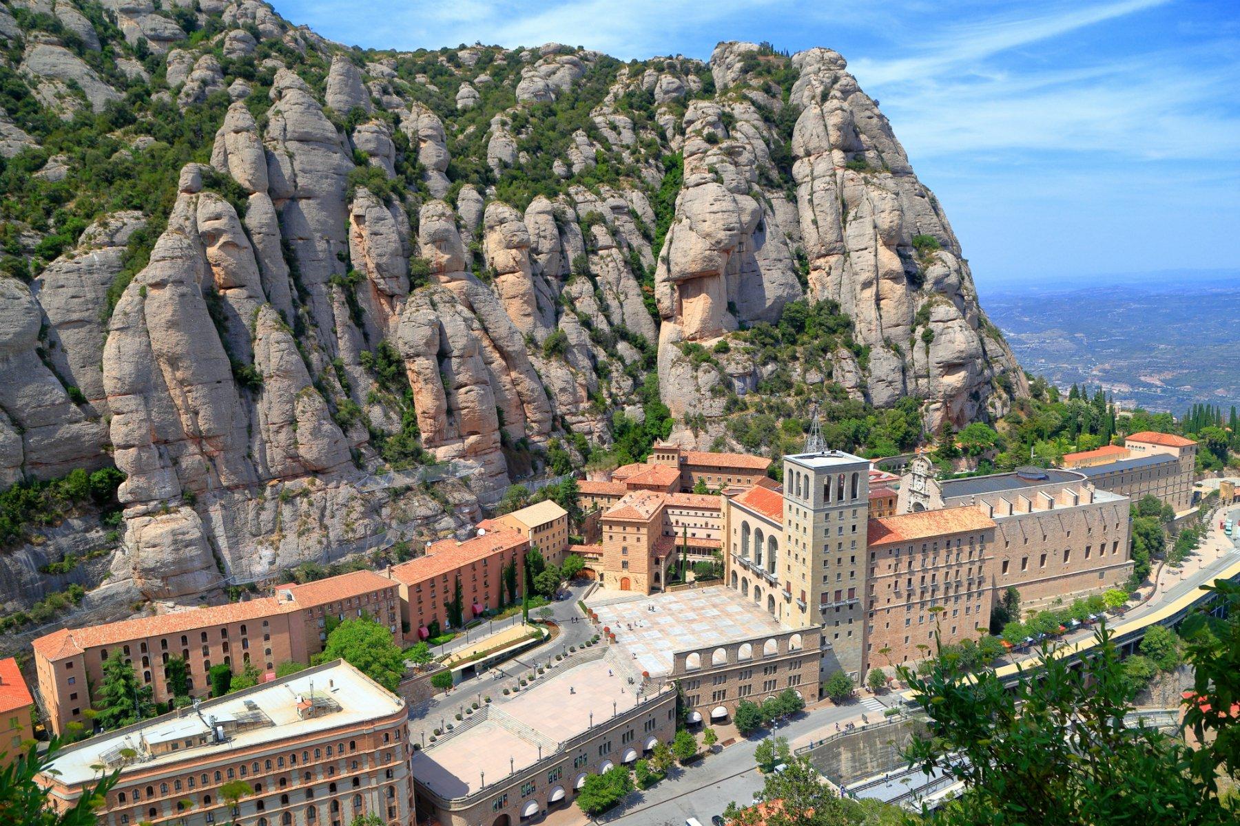 Montserrat, Montserrat (Spanje)