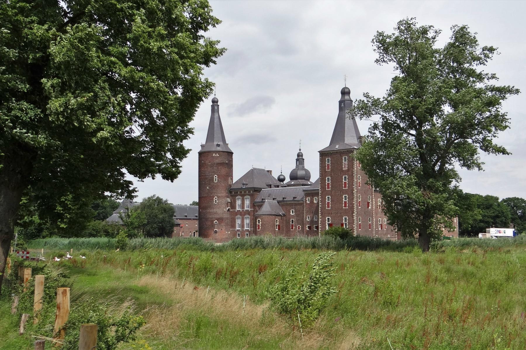 Kasteel Hoensbroek, Hoensbroek (Nederland)