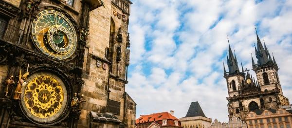 Astronomisch uurwerk, Praag (Tsjechië)