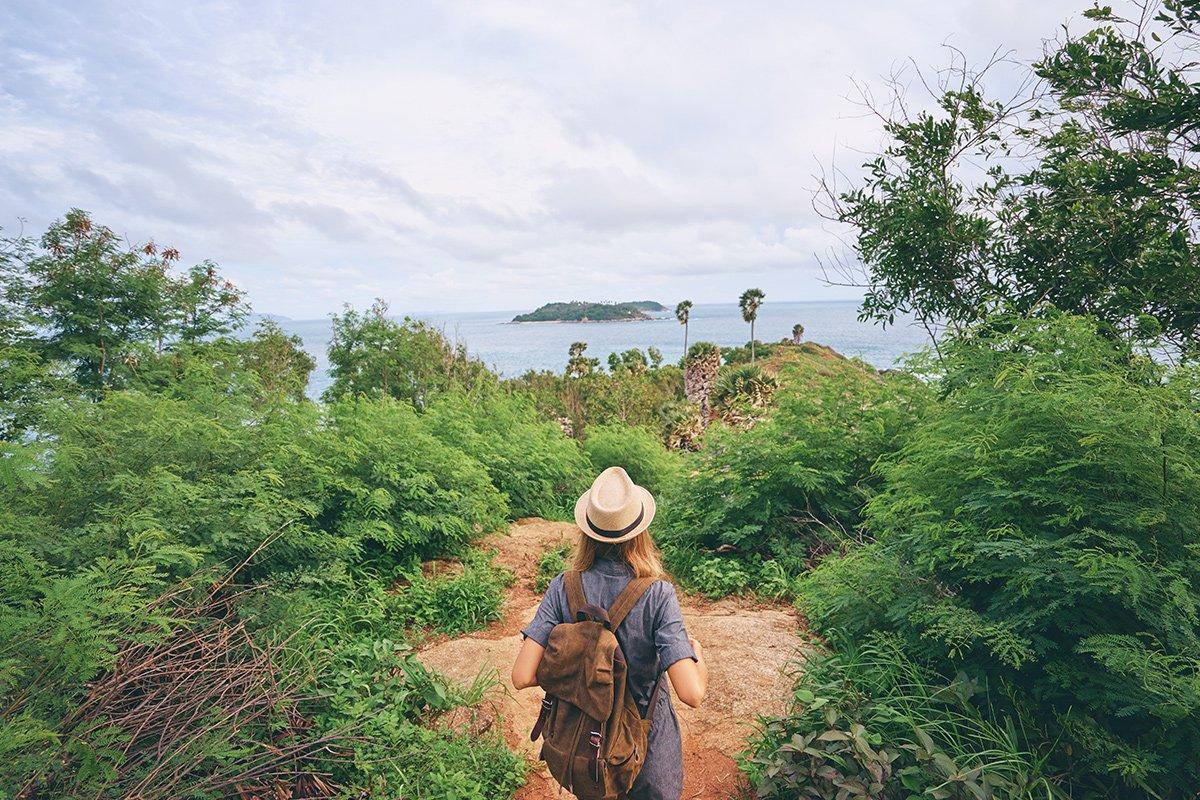Bijzondere omgevingen op vakantie