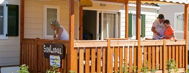 Comfortabel kamperen met het hele gezin: SunLodge Aspen en Redwood