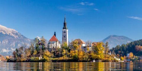 5 redenen om te kamperen in Slovenië