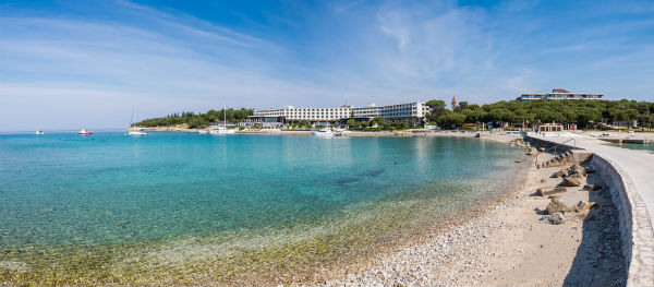 Bezienswaardigheden in Istrië: Rode Eiland bij Rovinj