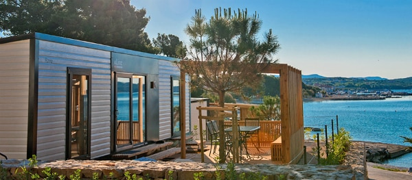 Mobile Home Superior - Bijzonder overnachten in Kroatië
