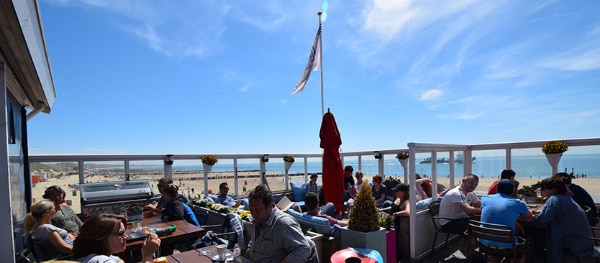 Strandpaviljoen De Strandzot - Zoutelande