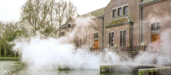 Woudagemaal in Friesland