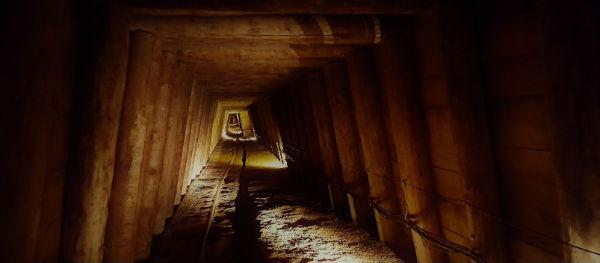 La mine de sel de Hallein