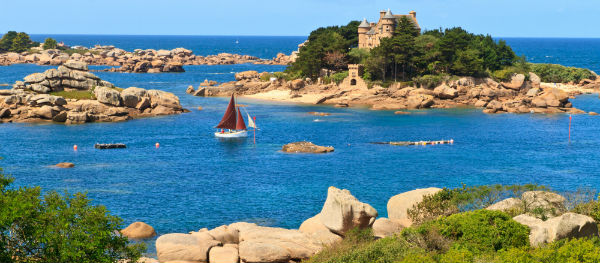 The charm of Brittany