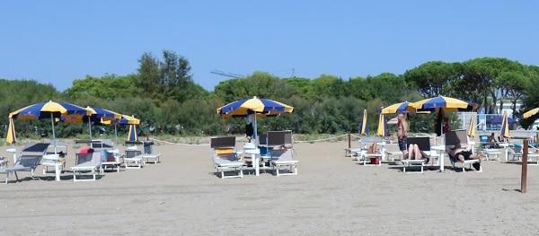 Strand Camping Village Cavallino