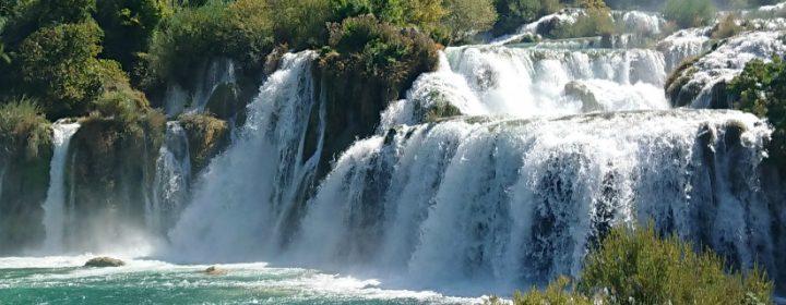 Krka watervallen; hier moet je naartoe!